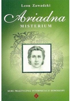 Ariadna misterium
