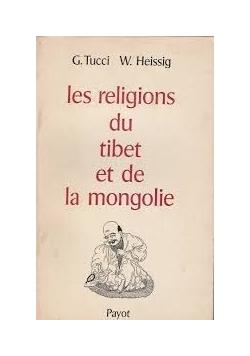 Les religions du tibet et de la mongolie
