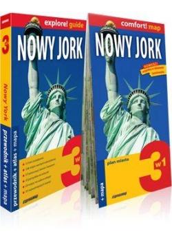 Explore!guide Nowy Jork 3w1 przewodnik