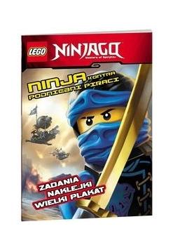 Lego Ninjago Ninja kontra podniebni piraci.