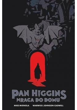 Pan Higgins wraca do domu