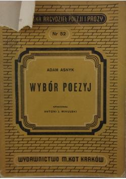 Wybór poezyj, 1949 r.