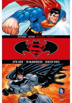 Superman / Batman. Tom 1 Wrogowie publiczni