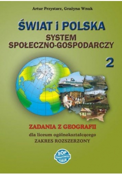 Geografia LO 2 Świat i Polska zad ZR SOP ST