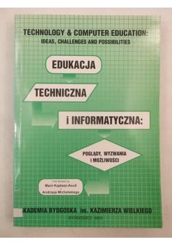 Edukacja techniczna i informatyczna