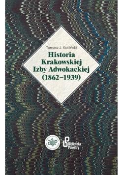 Historia Krakowskiej Izby Adwokackiej (1862-1939)