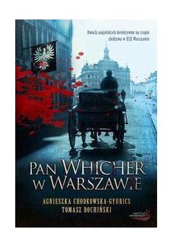 Pan Whicher w Warszawie
