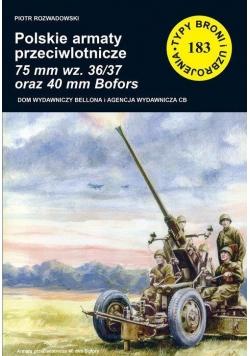 Polskie armaty przeciwlotnicze 75 mm wz. 36/37