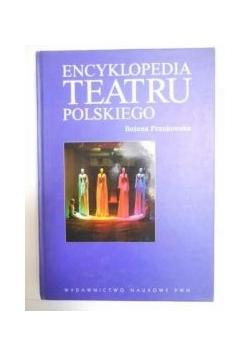 Encyklopedia teatru polskiego