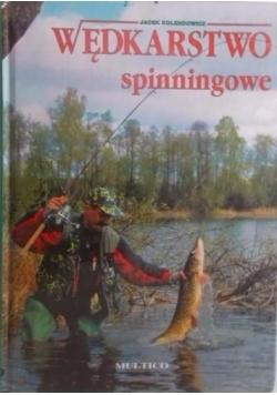 Wędkarstwo spinningowe