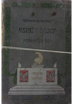 Książę Józef Poniatowski, 1913r.
