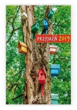 Kalendarz 2019 kieszonkowy - Przyjaźń 4