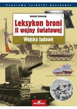 Leksykon broni II wojny światowej