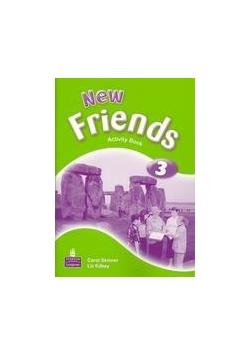 Friends NEW 3 WB PEARSON
