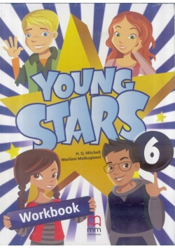 Young Stars 6 WB + CD MM PUBLICATIONS
