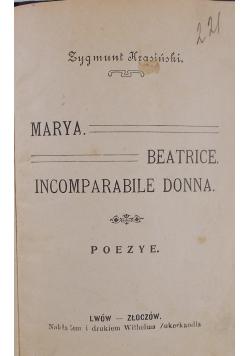 Marya, 1923r., miniatura