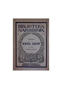 Biblioteka narodowa. Król Edyp