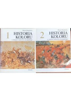 Historia Koloru, tom 1 - 2