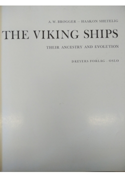 The Viking Ships