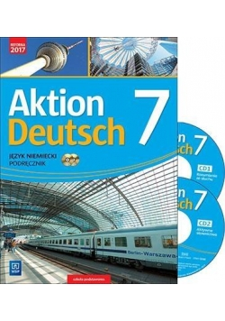 Aktion Deutsch 7 Podr. + 2CD WSiP