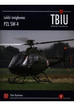 Lekki śmigłowiec PZL SW-4