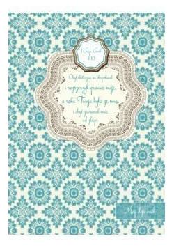 Mój dziennik - brąz - Obyś skutecznie mi błogosław