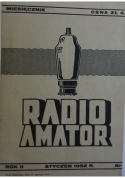 Radio amator, nr 1-10