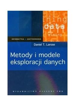 Metody i modele eksploracji danych