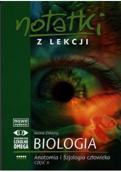 Notatki z Lekcji Biologii część 5 anatomia 2