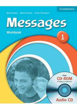 Messages 1 Workbook +CD