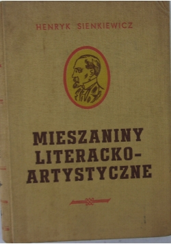 Mieszaniny literacko-artystyczne, tom 50