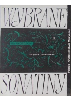 Wybrane sonatiny na akordeon