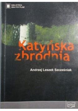 Katyńska zbrodnia