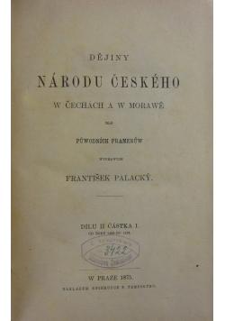 Djiny Narodu Ceskeho, 1875 r.