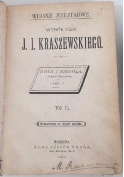 Dola i niedola, tom 2, 1878 r.