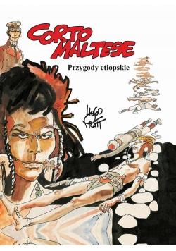Corto Maltese T.5 Przygody etiopski