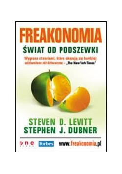 Freakonomia - Świat od podszewki