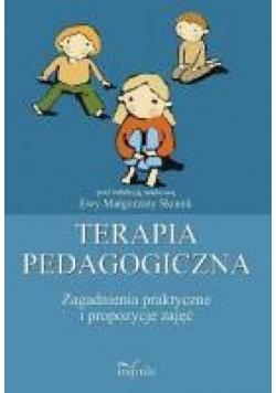 Terapia pedagogiczna. Zagadnienia ... +CD w. 2016