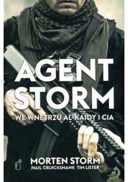 Agent Storm. We wnętrzu Al-Kaidy i CIA BR