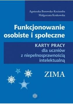 Funkcjonowanie osobiste i społeczne - Zima KP