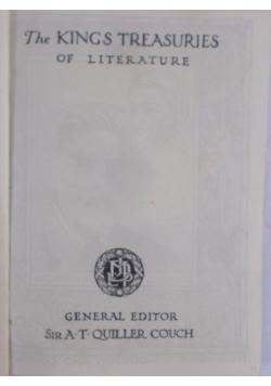 The KINGS TREASURIES OF LITERATURE, 1932 r.