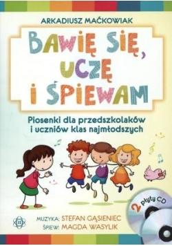 Bawię się, uczę i śpiewam. 2 CD+ książka(komplet)