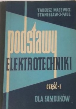 Podstawy elektrotechniki, cz 1