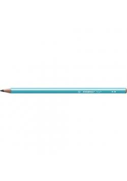 Ołówek Trio HB niebieski (12szt) STABILO