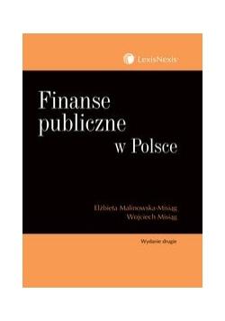 Finanse publiczne w Polsce