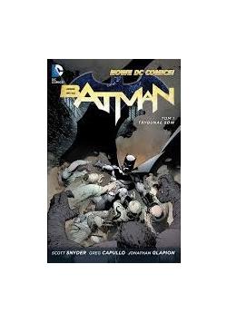 Batman Tom I. Trybunał Sów
