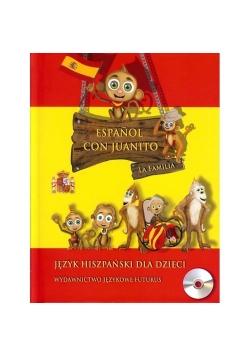 Język hiszpański dla dzieci +CD