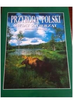 Przyroda polski, świat zwierząt