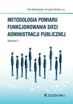 Metodologia pomiaru funkcjonowania sieci administracji publicznej (wyd. II)