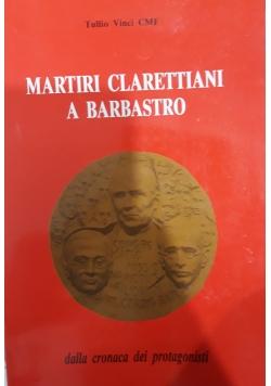 Martiri clarettiani a barbastro